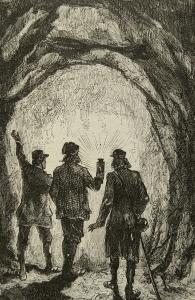 Jules Verne voyage au centre de la Terre 2