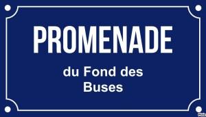 Sedan - promenade du fond des buses