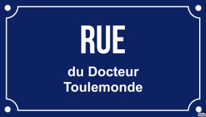 rue du docteur toulemonde Sedan