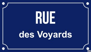 Sedan - rue des Voyard
