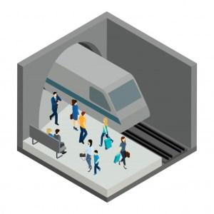 coupe du métro à Sedan