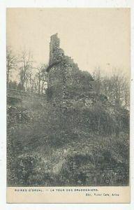 ruines de la Tour des braconniers