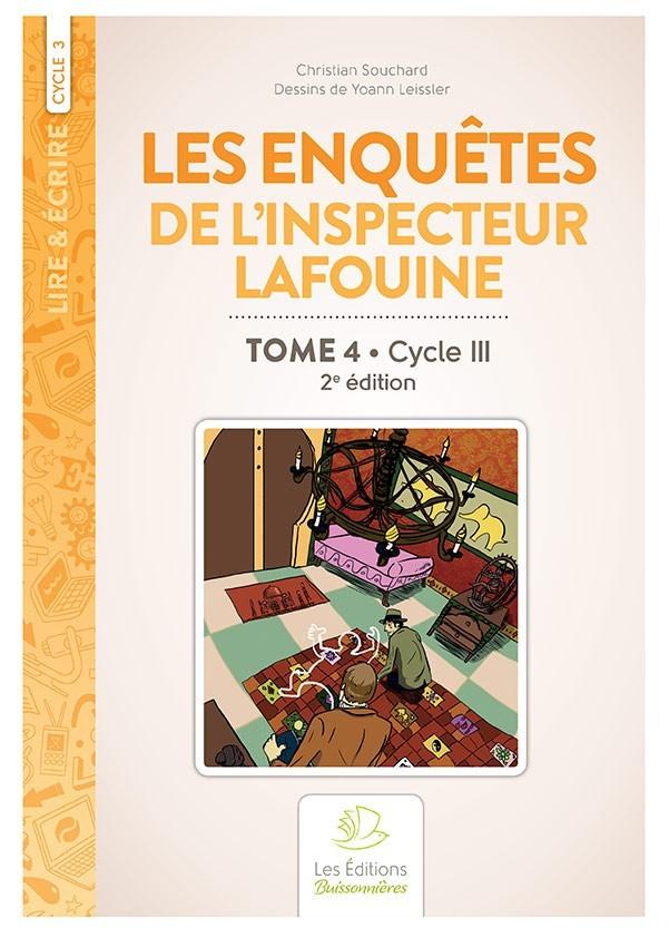 PDF  Les enquêtes de l'Inspecteur Lafouine