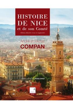 André et Michel Compan - Histoire de Nice et de son comté