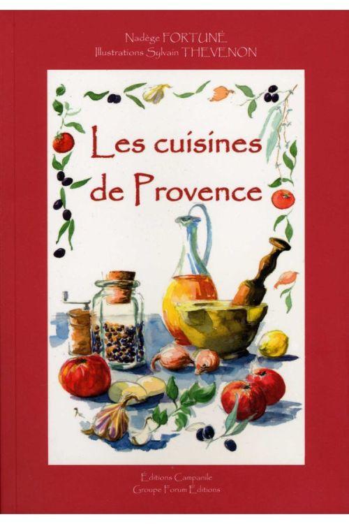 Nadège Fortuné - Les cuisines de Provence