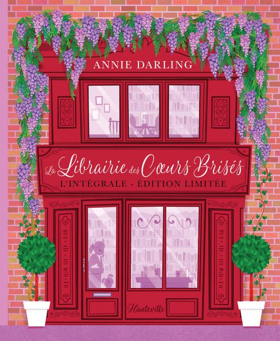 La Librairie Des Coeurs Brisés : librairie, coeurs, brisés, Librairie, Coeurs, Brisés, L'Intégrale