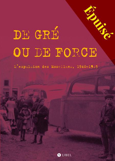 De Gré Ou De Force : force, Force, Editions, Libel, Maison, D'édition
