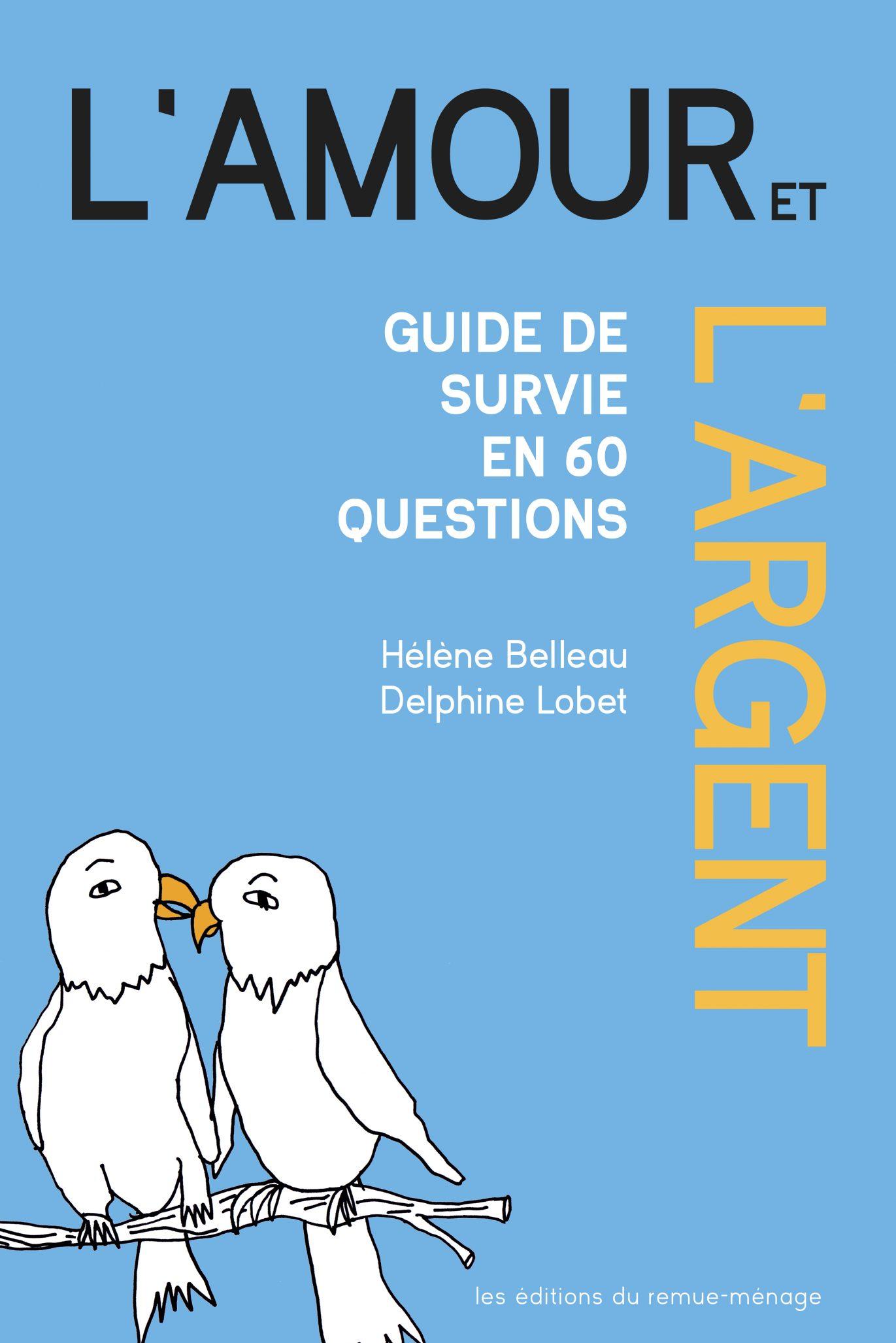 Combien Coute L Edition D Un Livre : combien, coute, edition, livre, Amour, L'argent,, éditions, Remue-ménage