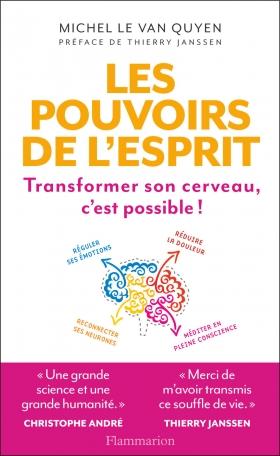 Le Pouvoir De L Esprit : pouvoir, esprit, Pouvoirs, L'esprit, Michel, Quyen, Editions, Flammarion