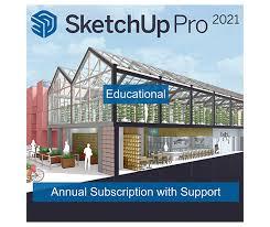 SketchUp Professional 2021 Crack + Keygen Free Download [Latest]