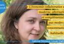 Sabine Dissaux, entreprendre dans l'économie collaborative