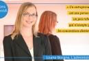 Loane Borgne, la ténacité au service des entrepreneurs