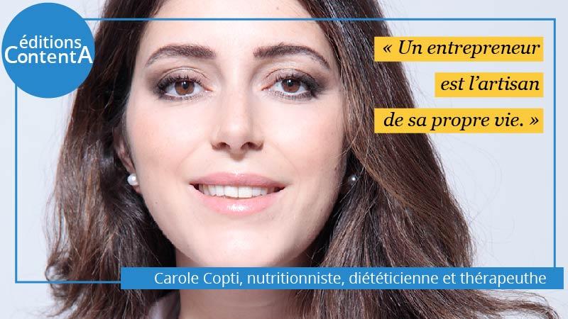 Photo couverture Carole Copti
