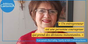 Photo couverture Farzaneh Zia Fathy