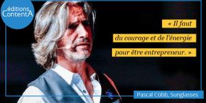 Pascal Cübb- Sunglasses - éditions ContentA