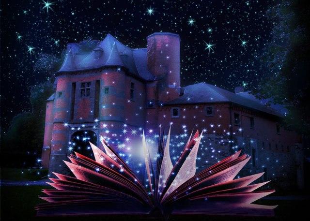 chateau sous les étoiles