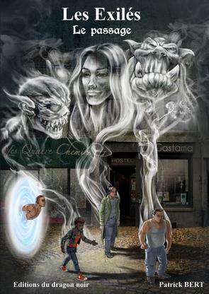 Le passage exilés dragon noir roman urban fantasy