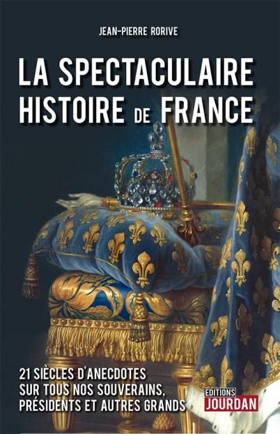 COUV SPECTACULAIRE HISTOIRE DE FRANCE TOLEK OK
