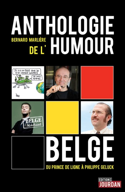 Couv Humour belge