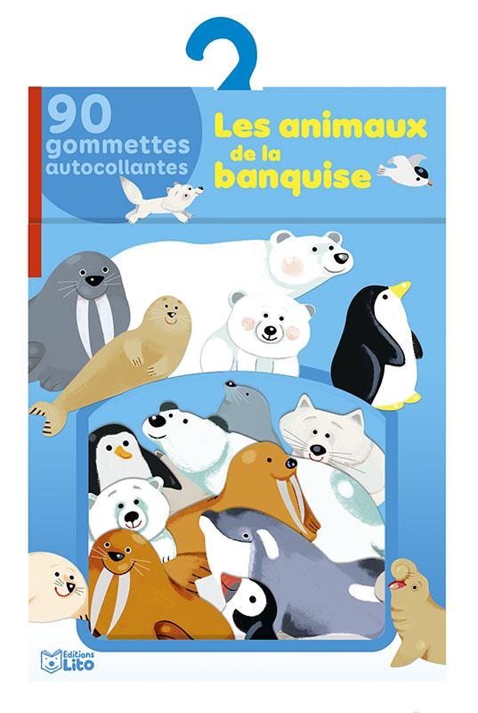 Les Animaux De La Banquise : animaux, banquise, Animaux, Banquise, Editions