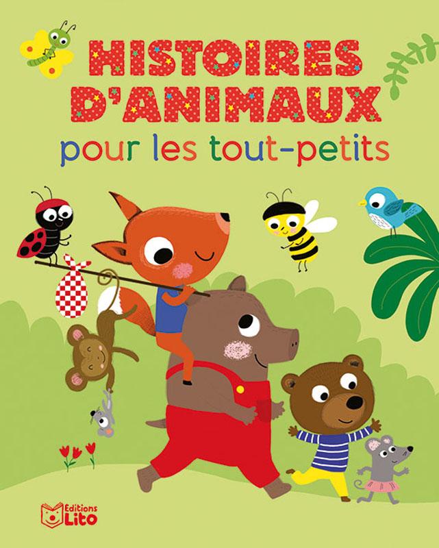 Histoire Pour Les Tout Petit : histoire, petit, Histoires, D'animaux, Tout-petits, Editions