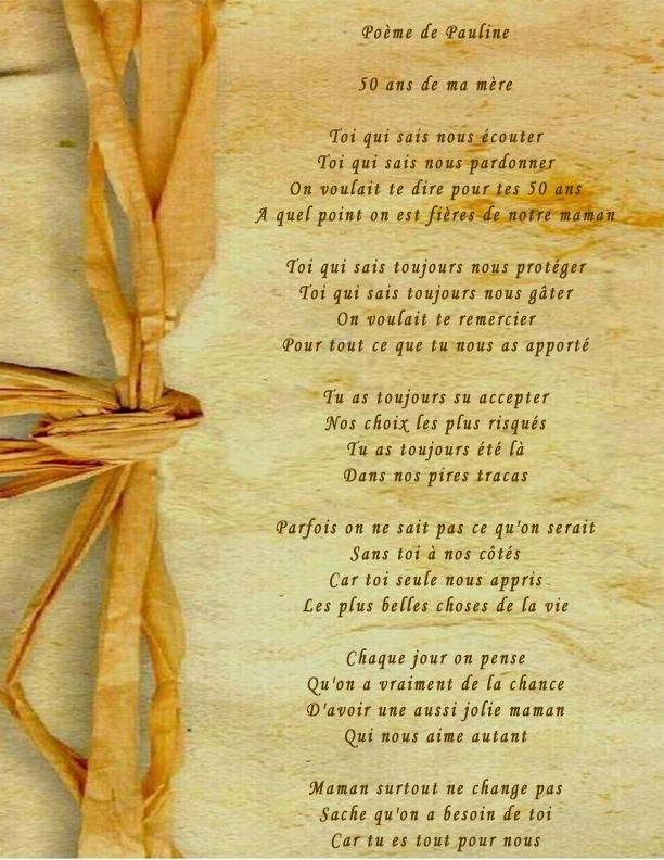 Poeme Pour Le Deces D Une Grand Mere : poeme, deces, grand, Poeme, Anniversaire, Deces, Maman, Glenn