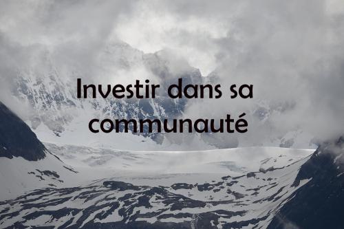 Investissement communautaire