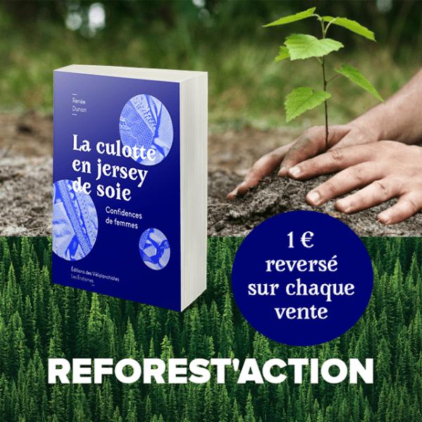 Renee Dunan don Reforestaction