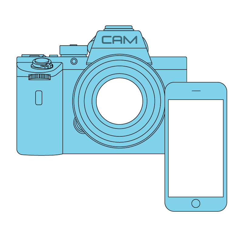 Filming_Camera and Phone