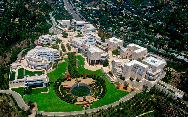 تجول داخل متاحف العالم دون سفر - متحف جي بول جيتي، لوس أنجلوس
