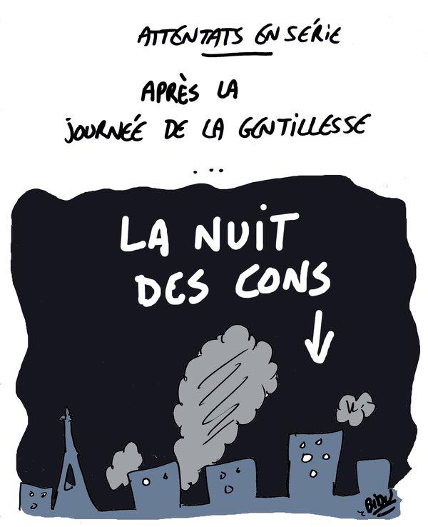 """Résultat de recherche d'images pour """"attentat terroriste france dessin de presse"""""""