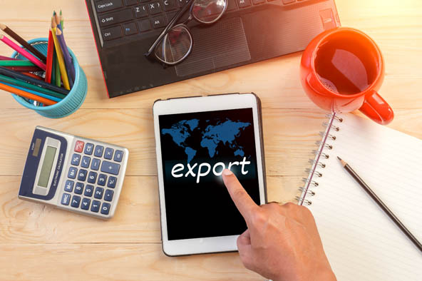 cv commercial export
