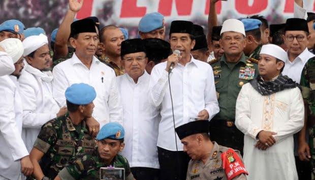 Cerai, Alumni 212 Sudah Tak Pakai Prabowo Cari Kendaraan Lain