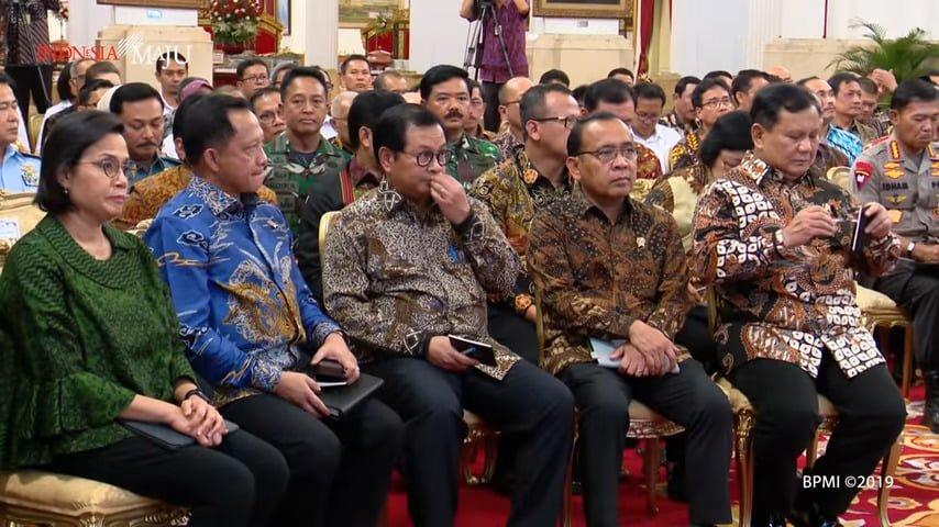 Ini Strategi Jokowi Tanam Paham Pancasila ke Anak Milenial