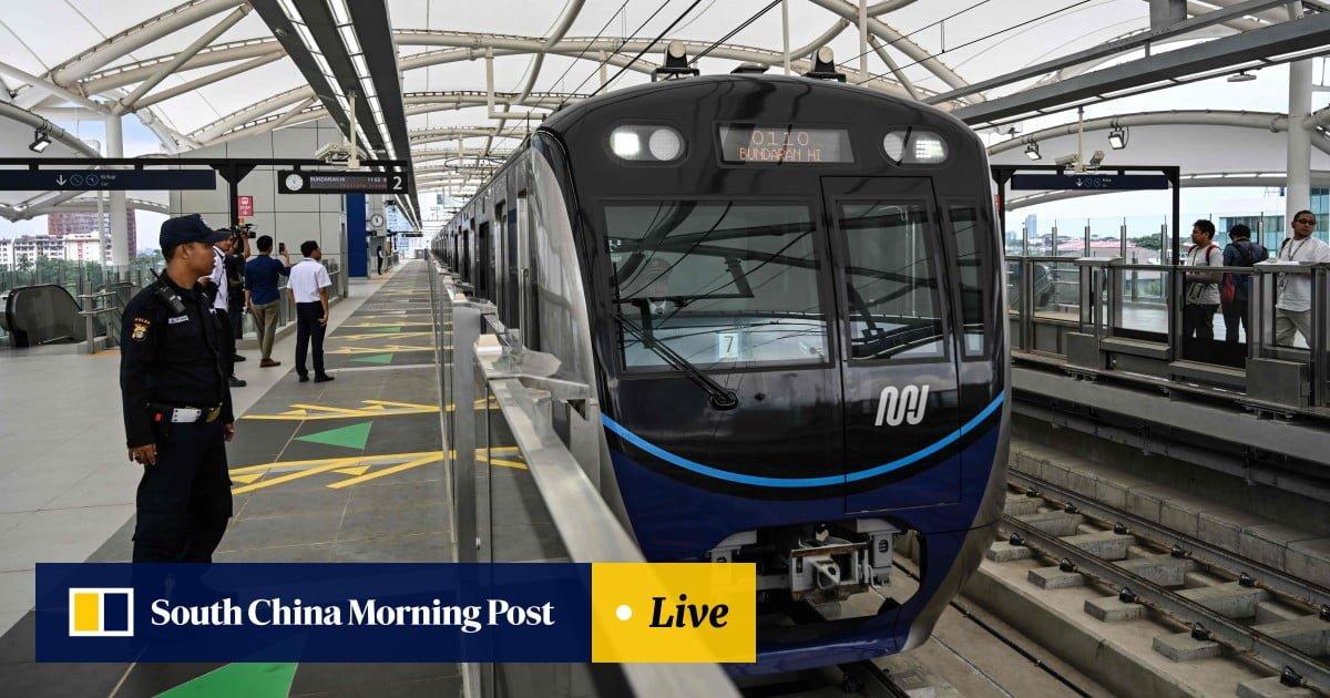 MRT Perluas Hingga Tangsel. Ini Jalur Yang Dilewati