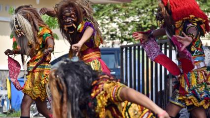Pentas Jaranan Jadi Magnet Wisata Budaya Kota Blitar