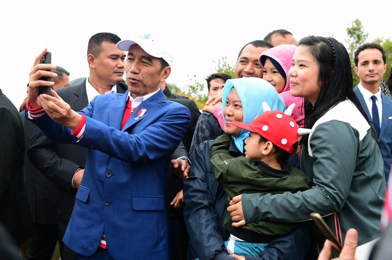 Ketika Jokowi Belajar dari Australia