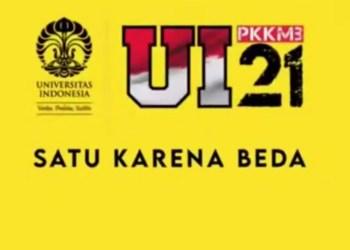 """menjaga spirit ke indonesia an, pkkmb ui 2021 angkat tema """"satu karena beda"""""""