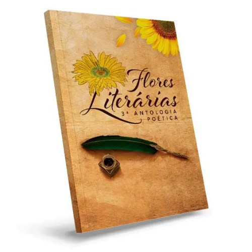 III Antologia Poética Flores Literárias