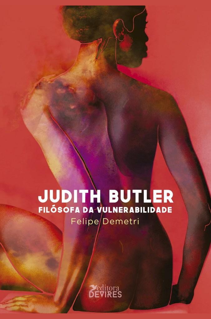 Capa de Livro: Judith Butler: filósofa da vulnerabilidade