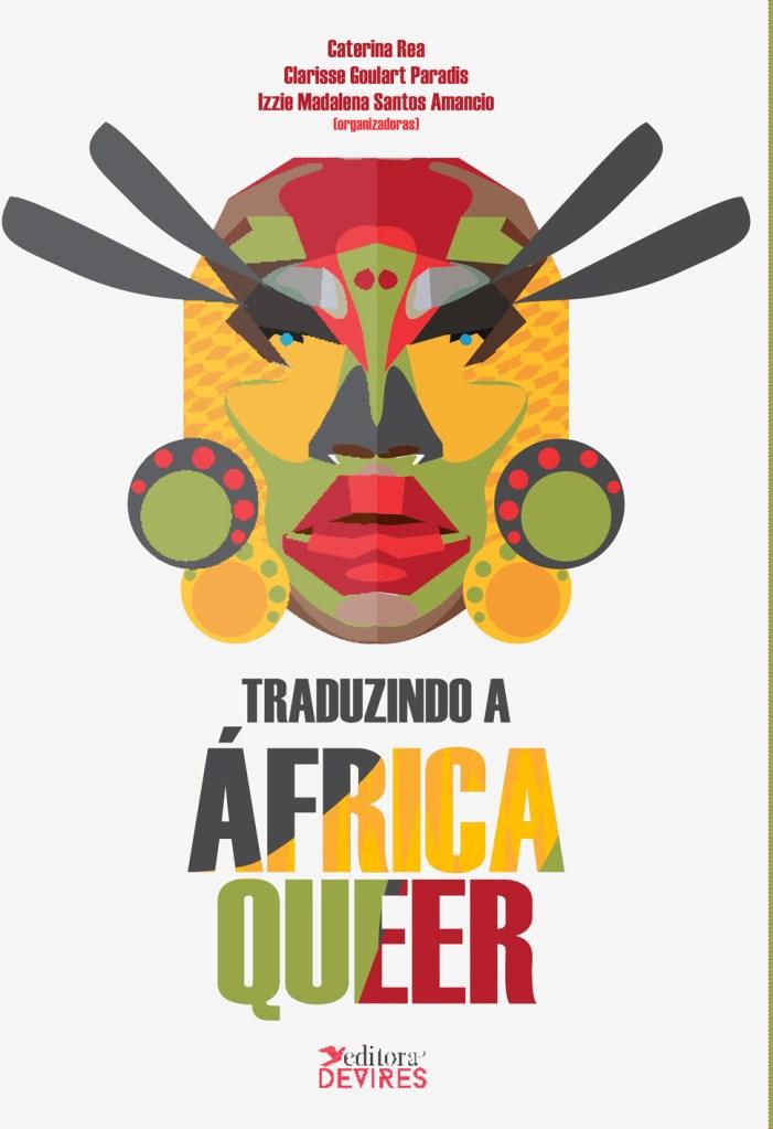 Capa de Livro: Traduzindo a África Queer