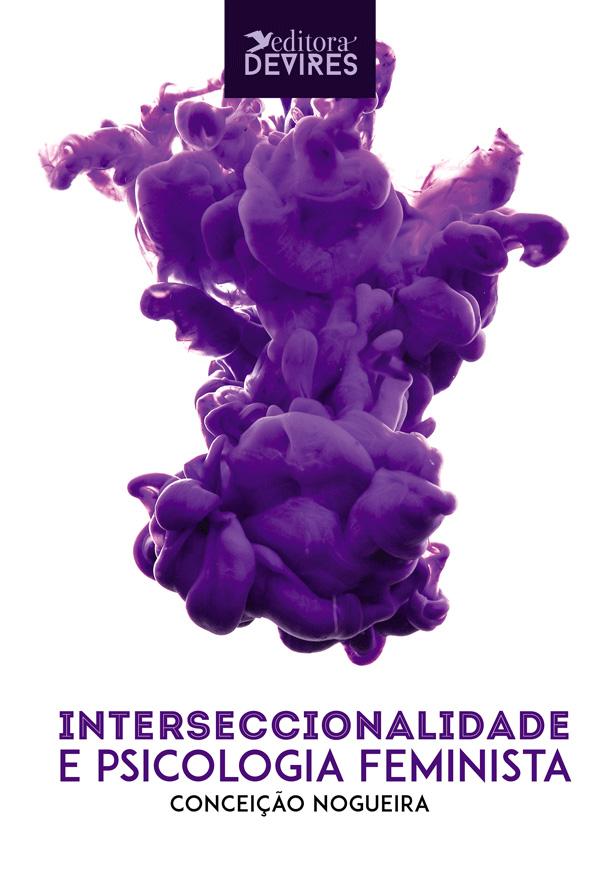 Capa de Livro: Interseccionalidade e Psicologia Feminista