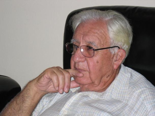 Otávio Lage, em foto de 2005