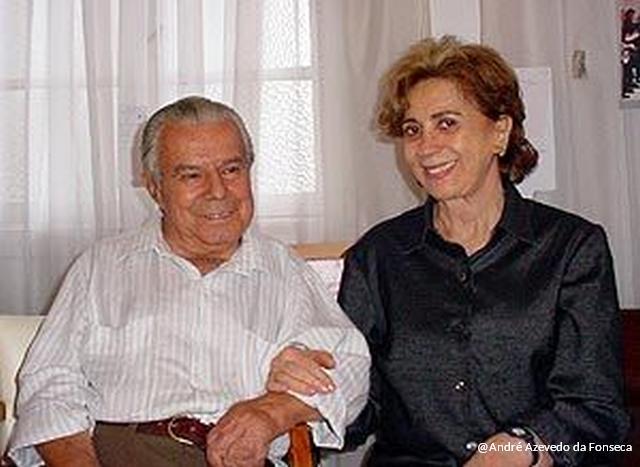 João Francisco e Naná contaram que Naves veio a Uberaba para educar os filhos