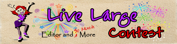 Live Large Contest Header