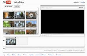 editor de video youtube