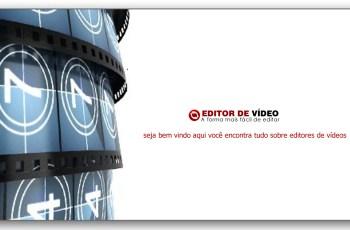 editor de video profissional