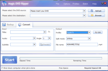 Baixar Magic DVD Ripper Portable