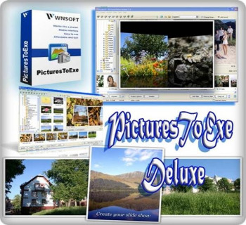 PicturesToExe Deluxe
