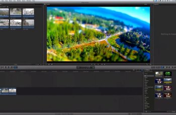 Final Cut Pro agora com vídeo 4K